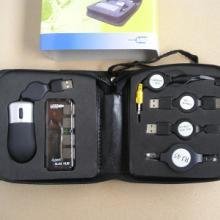 供应USB数码套装,USB工具包,笔记本电脑便携配件批发