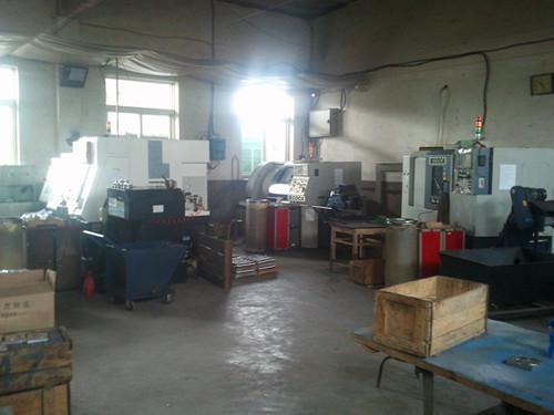 晋中华虎机械制造厂