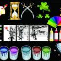济宁阳光水性色浆图片