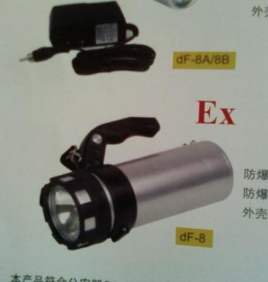 DF-2进口锂电池充电式防爆手电图片/DF-2进口锂电池充电式防爆手电样板图 (2)