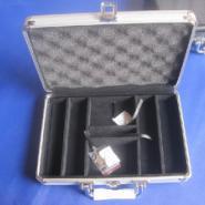 银色200片筹码箱/专业筹码箱型号图片