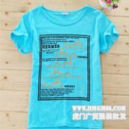 好卖的夏装T恤批发价格广州十三行图片