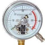 电接点压力表