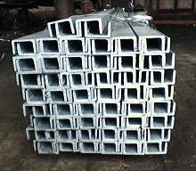 供应天津热镀锌槽钢8#热镀锌槽钢批发