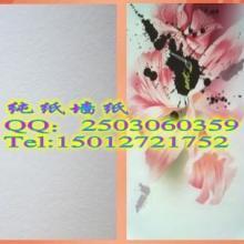 供应喷绘雪花纹墙纸基材料图片