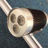 柜台射灯3瓦LED轨道灯图片