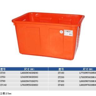 塑料箱子模具和塑料桶等日用品模具图片
