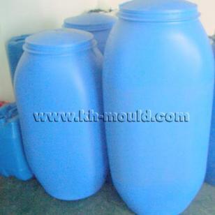 大型吹塑工艺塑料桶模具制造厂家图片