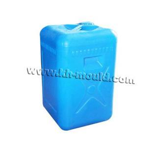 各种吹塑模具制造企业吹塑工业油壶图片