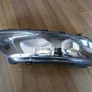 起亚汽车K5前大灯模具制造供应商图片
