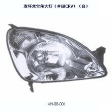 供应双环宝来前大灯CRV本田汽车模具,宝来汽车全车灯模具生产厂家凯豪图片
