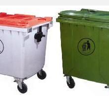 供应大型环保垃圾箱和垃圾桶模具生产厂,工业垃圾箱模具制造公司凯豪图片
