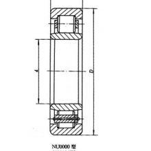 供应纺织器材轴承NU205轴承-32205