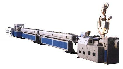 青岛超丰塑料机械有限公司生产供应硅芯管设备-塑料图片