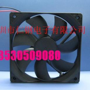 直流散热风扇DC/12025机型图片