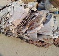 香港处理国内外退港皮革废料