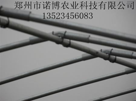 供应无机复合材料钢管大棚骨架温室建设