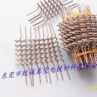 供应四川虹发牌钨丝/漏斗型镀锡丝镀铟丝钨加热子真空电镀材料