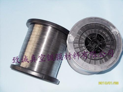 供应黑扁铬丝/铬条/水银条/镀膜铜丝/发热丝真空镀膜材料