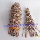 供应门型钨丝七彩电镀钨丝异形钨丝镀膜材料