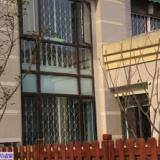 供应徐州锰钢折叠防盗窗生产