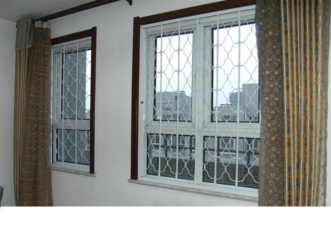 供应内置-折叠防盗窗