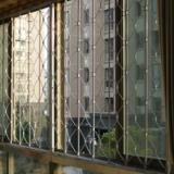 供应锰钢-折叠防盗窗