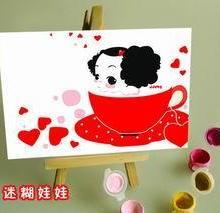 供应广州数字油画加盟,首选智绘家数字画,厂家直销批发