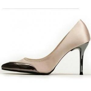 高跟凉鞋图片|高跟凉鞋样板图|女式高跟凉鞋-卢花连
