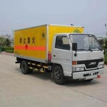 供应江铃顺达3吨左右吨爆破器材运输车,江铃工程爆破车