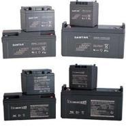 山特100AH总代理免维护电池图片
