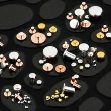 网价回收开关银触点,开关纯银点,10-88不等批发