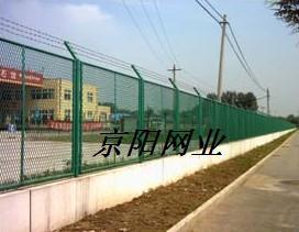 钢板防护网图片