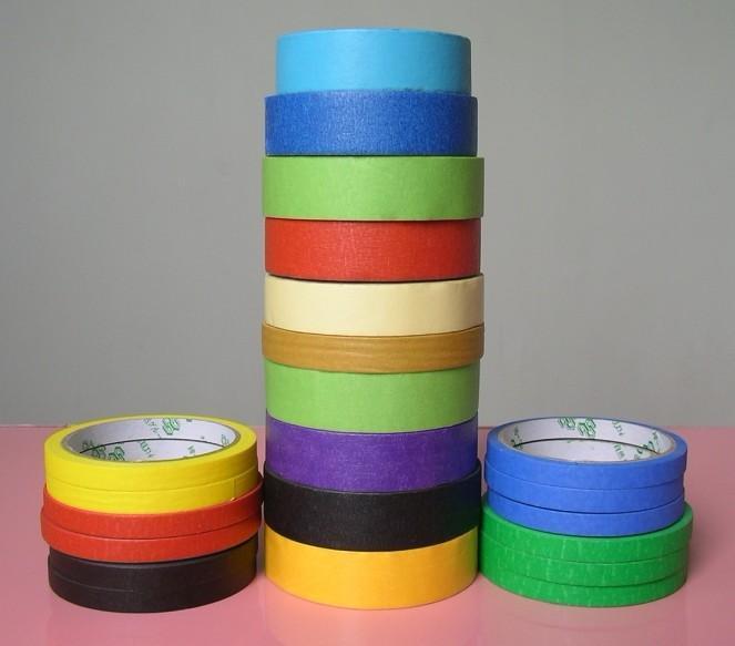 供应东莞美纹纸胶带生产图片规