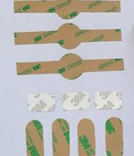 供应常德市不干胶脚垫/3M双面胶垫/冲型双面胶垫/不干胶冲型批发