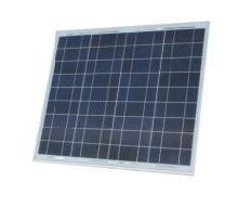 供应广州东莞深圳50W太阳能电池板