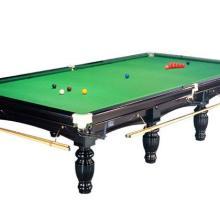 东莞长安桌球台生产厂家面向东莞各地销售高档台球桌图片