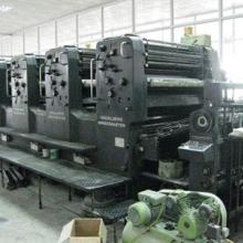供应进口海德堡对开双色印刷机罗兰设备二手小森印刷机设备胶印机