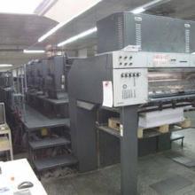 供应对开四色印刷机海德堡CD102 二手海德堡对开四色二手胶印机
