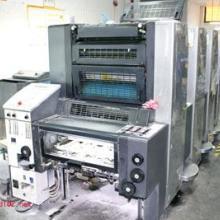 供应六开双色SM52六开双色胶印机六开双色GTO52二手印刷机