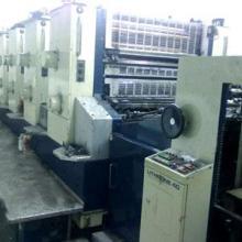 供应现货二手小森印刷机进口二手印刷机小森对开四色印刷机二手胶印机