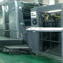 供应二手印刷设备转让
