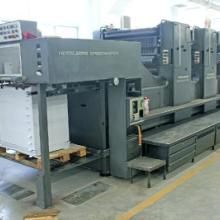 供应四开四色海德堡二手海德堡印刷机二手进口海德堡印刷设备胶印机