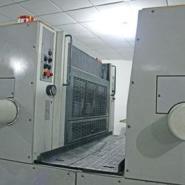 对开四色罗兰604二手印刷机设备图片