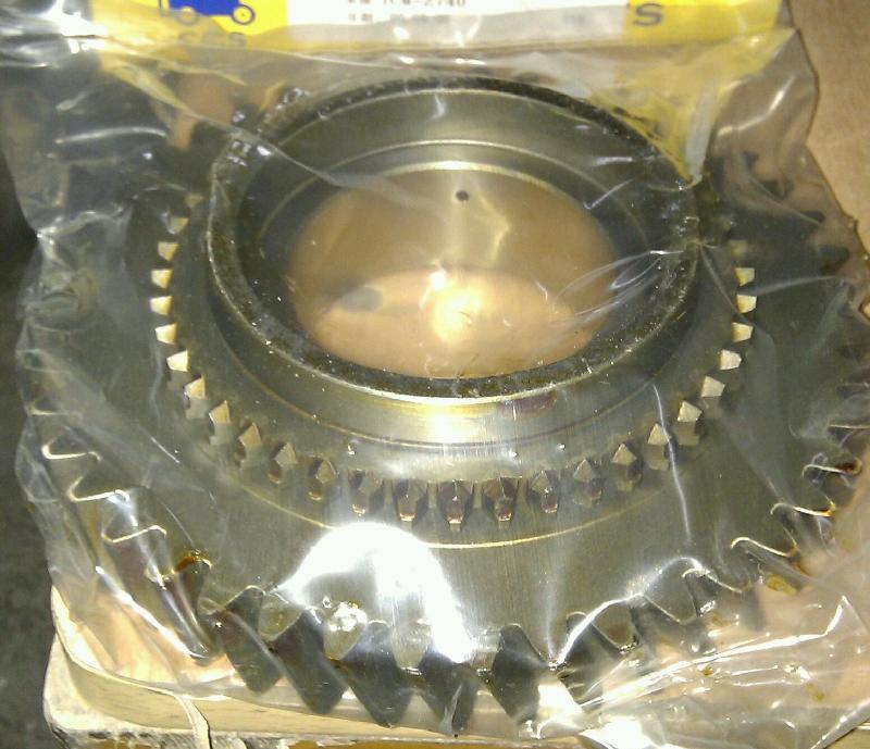 上海进口叉车配件横拉杆球头生产供应商 供应进口叉车配件高清图片
