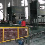 供应复合板热压机生产线成套设备
