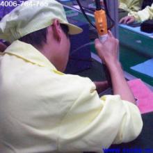 供应深圳电话机锁螺丝机飞效自动螺丝机图片