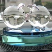浦江水晶汽车香水瓶图片