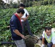 专业疏通污水管道图片