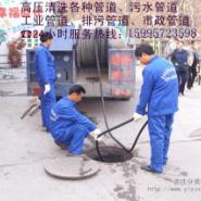 上海疏通污水管道图片